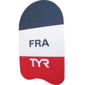 TYR FFN Kickboard France, kolorowy